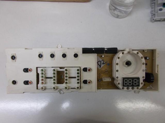 Scheda main lavatrice Samsung WF9602N5V cod DC92-00564
