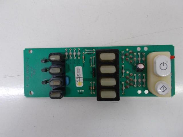Scheda comandi lavatrice Ariston AVSL 109 IT cod 21500750700