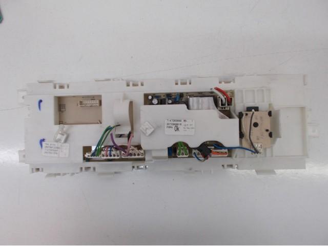 Scheda main lavatrice Nikkei NKLB85E09 cod 2827841320