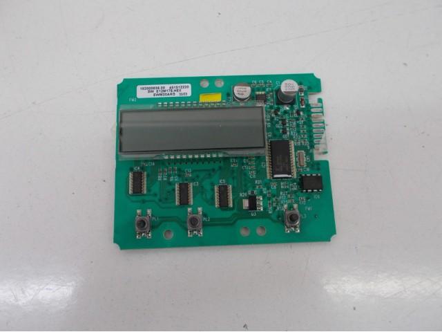 Scheda display lavatrice Ariston cod 162000636.00