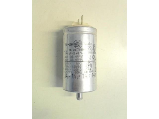 Condensatore lavatrice Rex RLB - 43 cod 16.25.5894