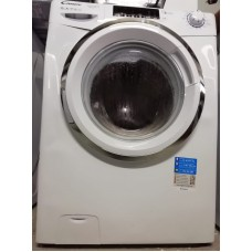 Candy HGS 1310TH3Q/1-S Libera installazione Carica frontale 10kg 1300Giri/min A+++ Bianco lavatrice