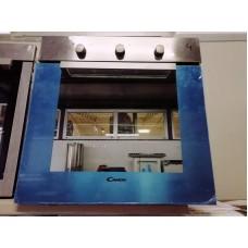 CANDY Forno Elettrico da Incasso High FHE 603/6 X Capacità 65 L Multifunzione Ventilato Potenza 2100 W Colore Acciaio Inox