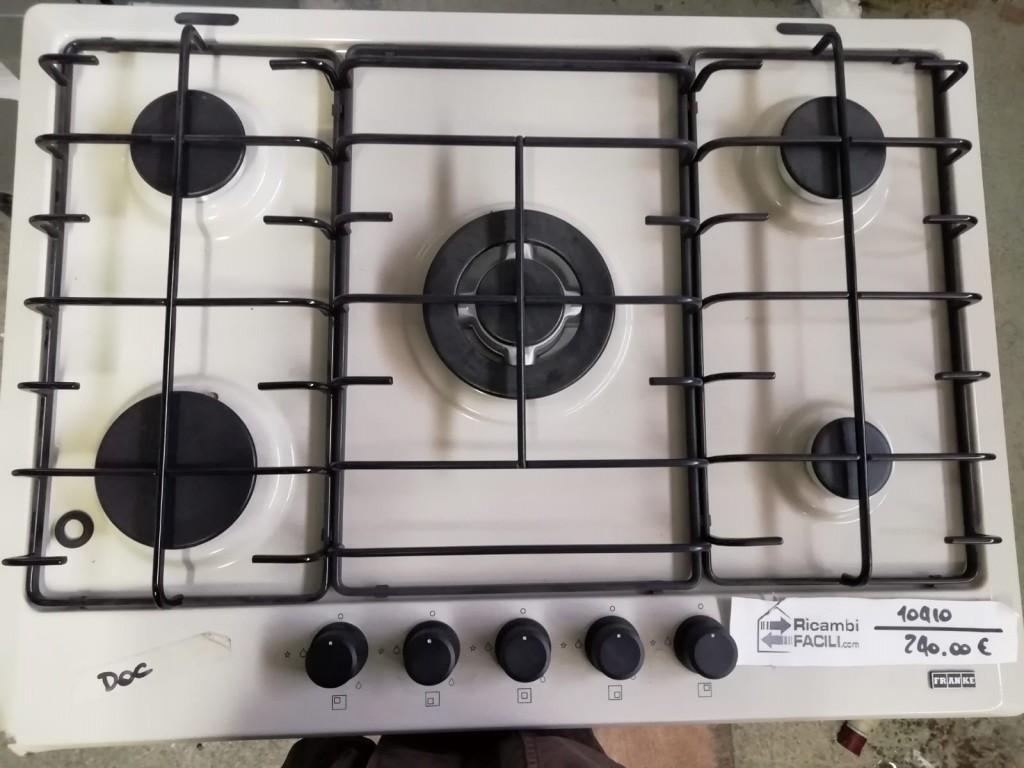 FRANKE Piano Cottura Multi Cooking 700 FHM7054GTCSHE a Gas 5 Fuochi Gas  Colore Sabbia | Ricambi Facili