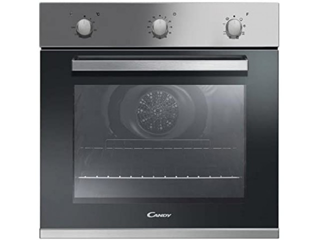 Candy FPE 602A/6X Forno elettrico 65L A+ Acciaio inossidabile forno