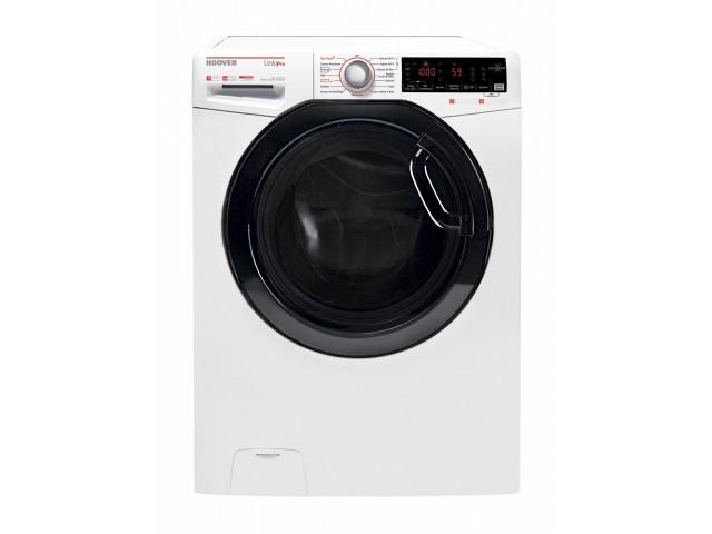 Hoover HLP4137TAHB41-01 lavatrice Slim, Libera installazione