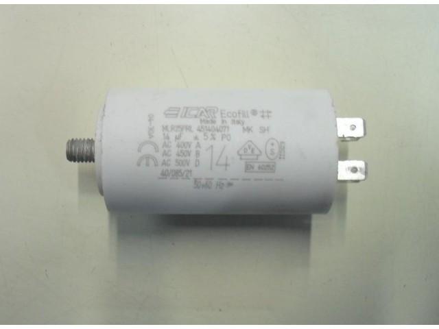 Condensatore lavatrice Ariston ALS89XS cod MLR25PRL   451404071