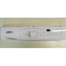 FRONTALE PER LAVATRICE Whirlpool AWO/D 7127   COMPLETO DI SCHEDE COMANDI 461971416822 / 461974487982  +  461971403701-02   AKO 707629-05