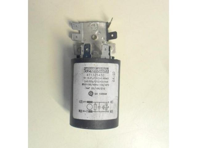 Condensatore lavatrice Siemens WP08R120 cod 411325430