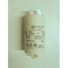 Condensatore lavatrice Elettrozeta LR 600X cod 16.10.23..