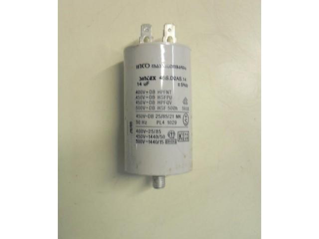 Condensatore lavatrice Candy C435 T cod 45S.D2AS.14