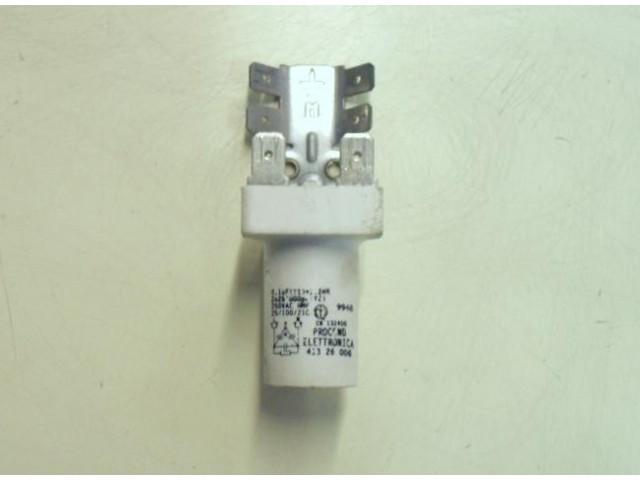 Condensatore lavatrice Indesit WG435T cod 41326006