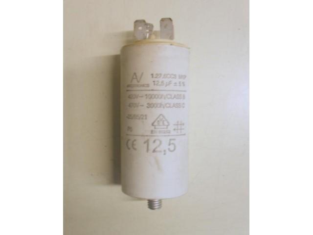 Condensatore lavatrice Sancy SLS 40 ZT cod 1.27.6CC3