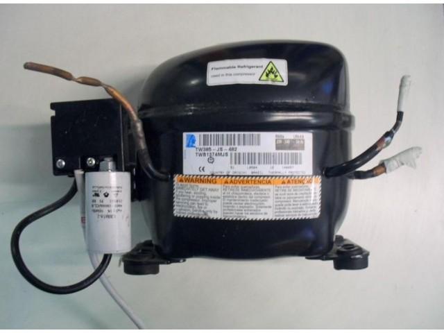 Compressore frigorifero Elettrozeta RN 345 W cod TWB1374MJS