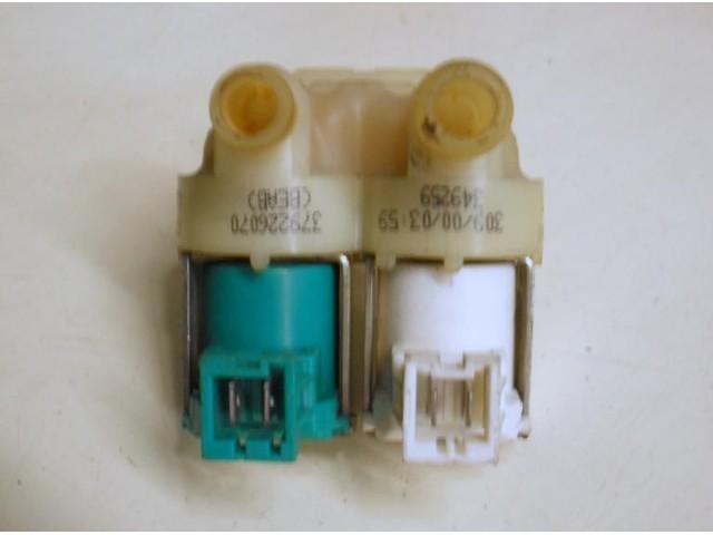 Elettrovalvola lavatrice Rex RJ16X cod 379226070