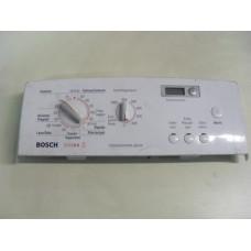 FRONTALE   PER LAVATRICE BOSCH Maxx 5 COMPLETO DI SCHEDA COMANDI COD. 62982080406