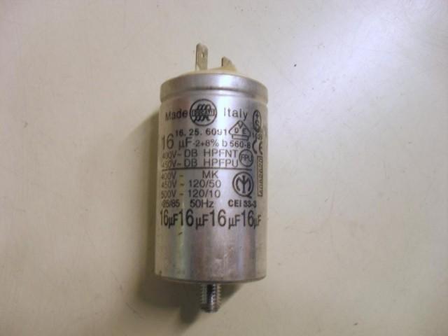 Condensatore lavatrice Ariston ACQUALTIS AQGMD149 cod