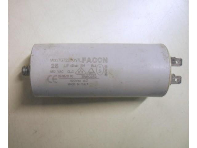 Condensatore lavatrice Ardo T80 cod