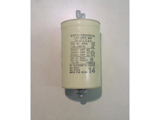 Condensatore lavatrice Whirlpool AWM 270/3 cod 461971033391