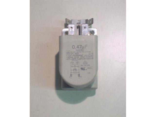 Condensatore lavatrice Ignis LOE100 cod 461971041472