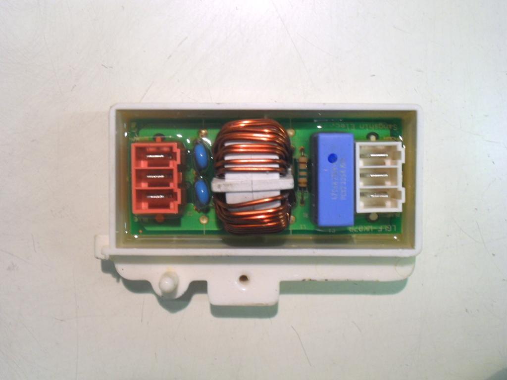 Condensatore Lavatrice Lg Wd 80483tp Cod 6201ec1007b Ricambi Facili