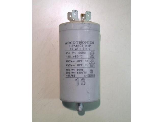 Condensatore lavatrice Ariston AB636TX cod 1.27.6SC3