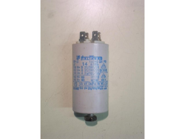 Condensatore lavatrice Sangiorgio SELECTA40P cod