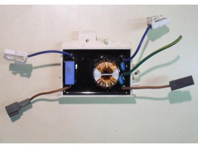 Condensatore lavatrice LG WD-65130F cod 6201EC1005A