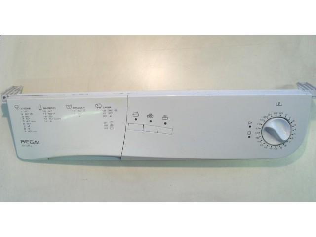 FRONTALE  PER LAVATRICE REGAL WA 1047 S   SOLO PLASTICA