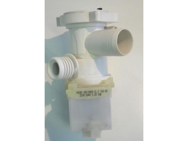 Pompa lavatrice Smeg SWM40T cod 1AEBS 007/0029 CL.F 183-05