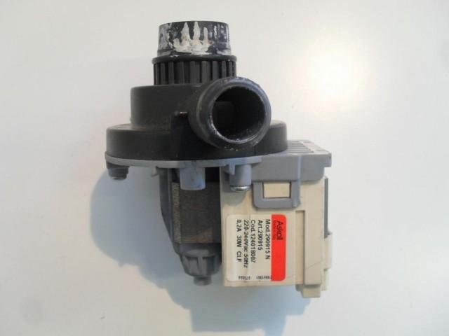 Pompa lavatrice Rex RLB 64X cod 124018007