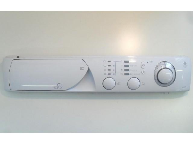 FRONTALE PER LAVATRICE ARISTON AVL89   COMPLETO DI SCHEDA COMANDI COD. 21010079601 E SELETTORI