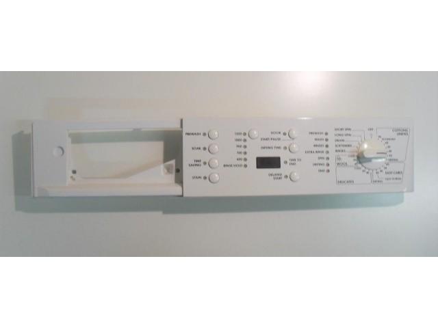 FRONTALE PER LAVATRICE AEG L12710 COMPLETO DI SCHEDA COMANDI COD. 451501100 CODICE ALTERNATIVO: 12496710/1