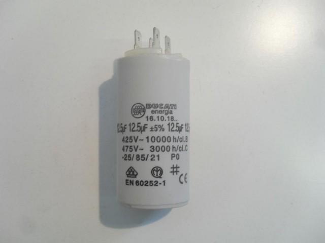 Condensatore lavatrice Candy CN 55 AT cod 16.10.18