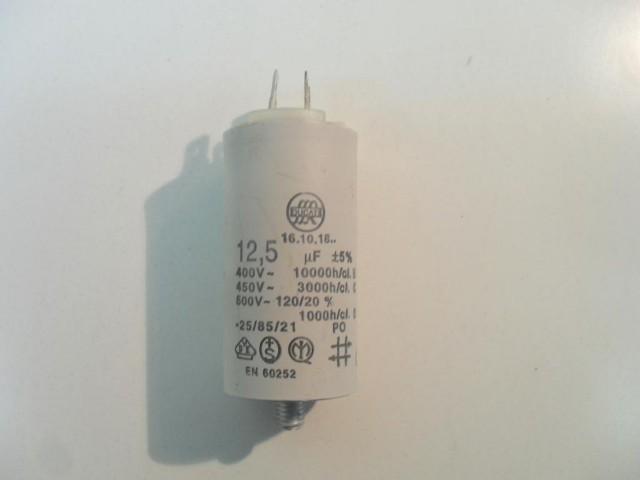 Condensatore lavatrice Siltal SL 040X cod 16.10.18