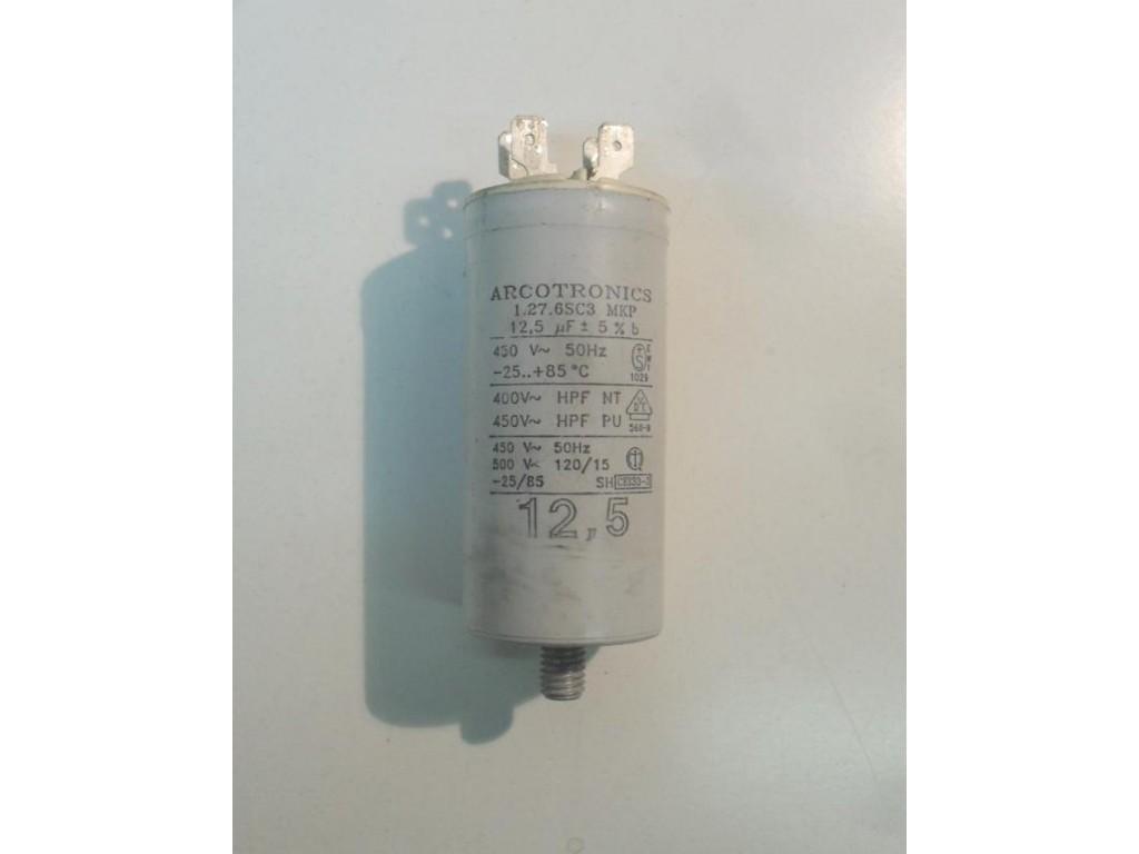 Condensatore Lavatrice Candy C455 Cod 1 27 6sc3 Ricambi Facili