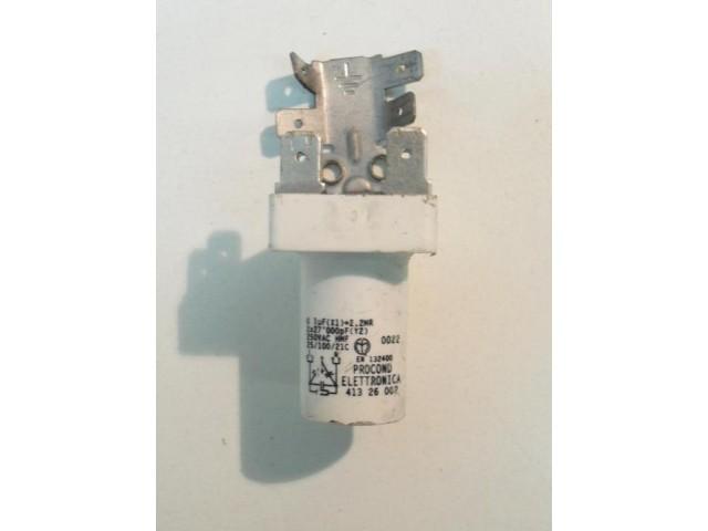 Condensatore lavatrice Zerowatt LEDYZERO ZX 43 cod 41326002