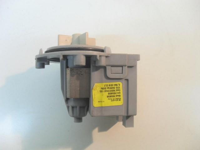 Pompa lavatrice Indesit WAT6 cod 160012697-00
