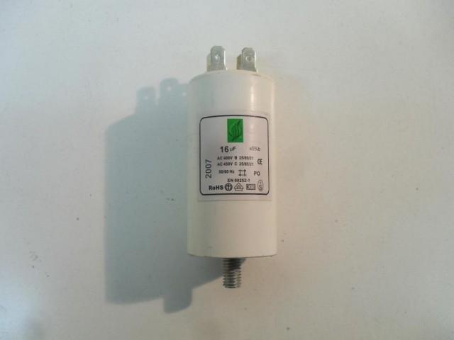 Condensatore lavatrice Rex RL54XG