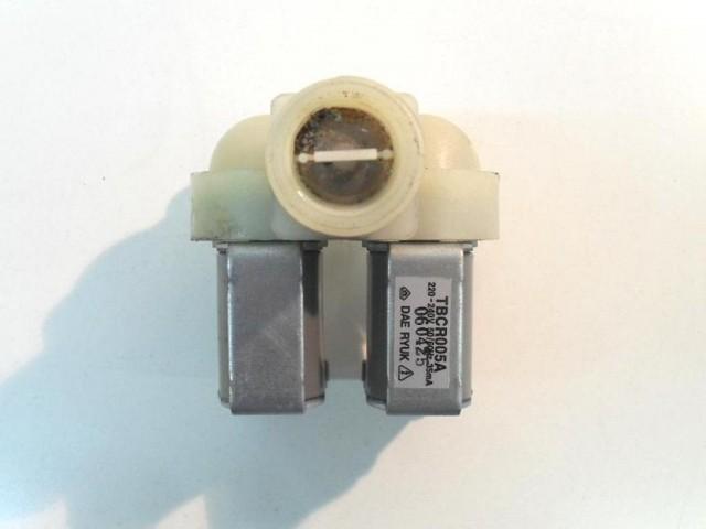 Elettrovalvola lavatrice Daewoo DWD-F1021S cod TBCR005A