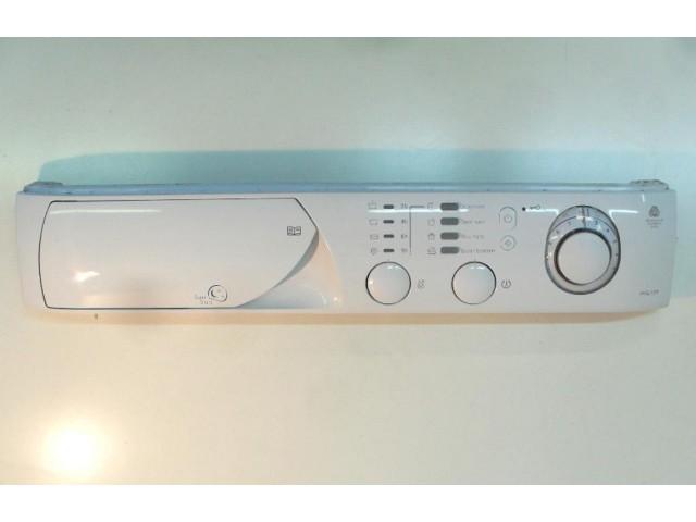 FRONTALE PER LAVATRICE ARISTON AVSL129   COMPLETO DI SCHEDA COMANDI COD. 21012608300