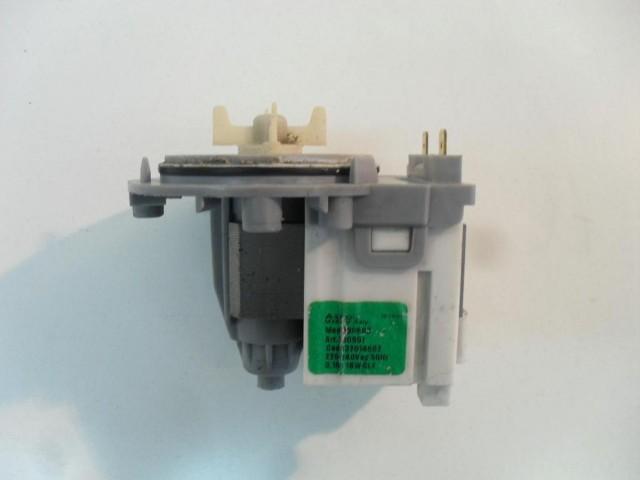 Pompa lavatrice Rex RJ10 cod 132014602
