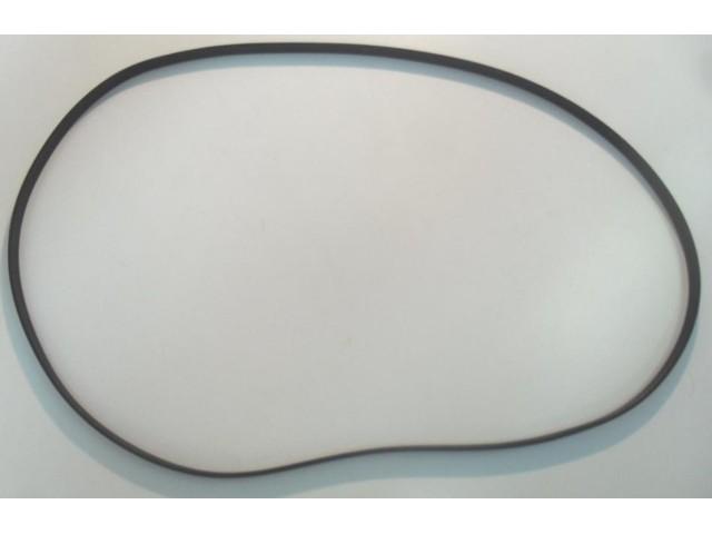 Cinghia lavatrice Ariston AQ93D 49 cod 6P JE 1201