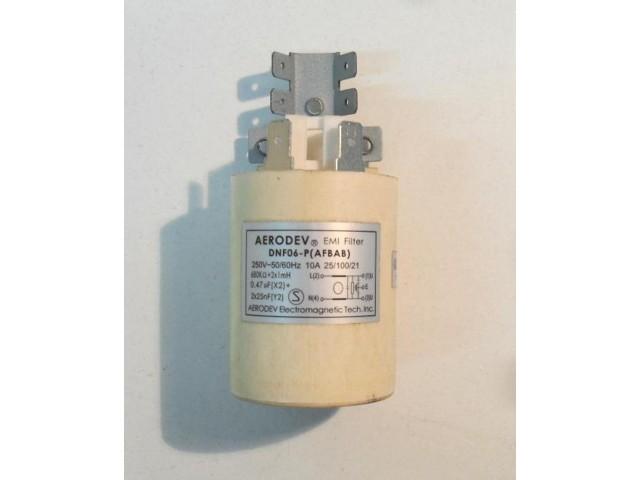 Condensatore lavatrice Kennex ZP1005AA cod DNF06-P(AFBAB)