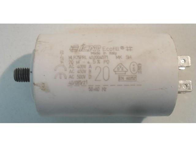 Condensatore lavatrice Ocean LW 13 cod MLR25PRL 452004571