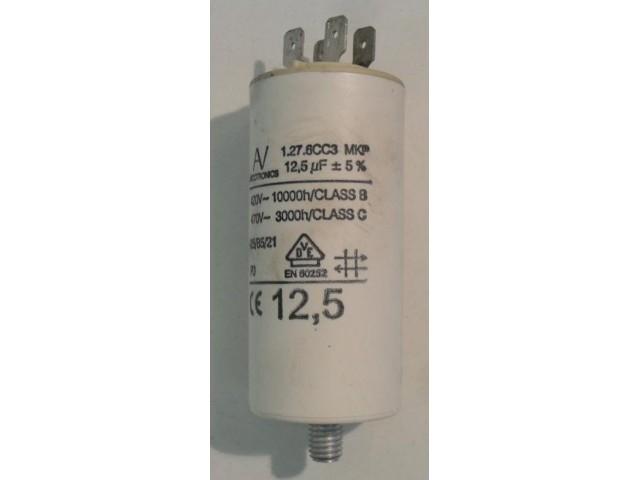 Condensatore lavatrice Siltal SLS 50 ZT cod 1.27.6CC3