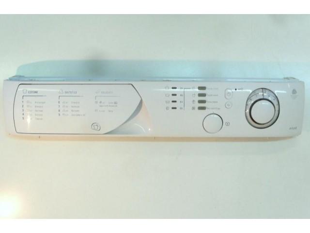 FRONTALE PER LAVATRICE ARISTON AVL6E   COMPLETO DI SCHEDA COMANDI COD. 21012608300