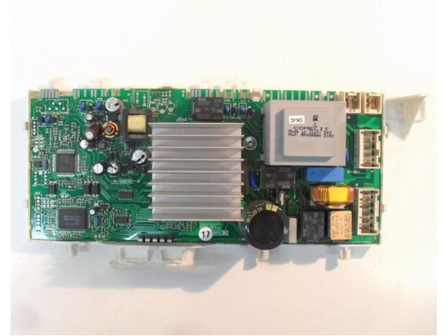 Scheda main lavatrice Ariston AML129 cod 215007829.03