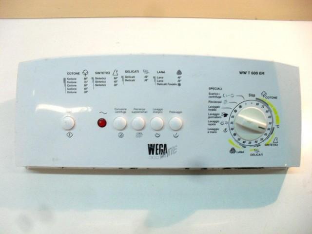 502062201   frontale    lavatrice WegaWhite wwt600em