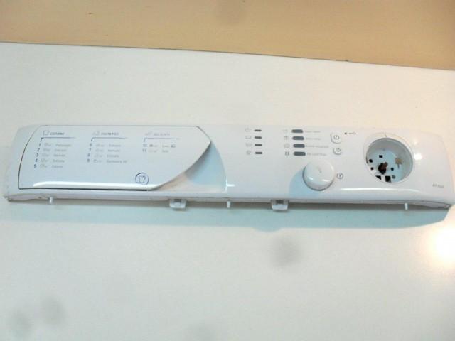 21500750704 frontale   lavatrice ariston avl 66p